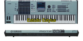 Yamaha Motif Rack Xs - Áudio Profissional no Mercado Livre Brasil