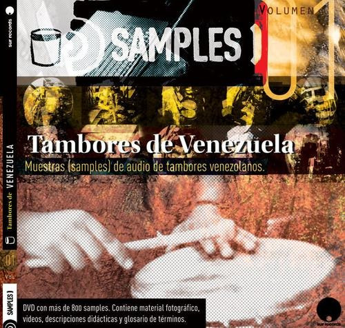 samples de tambores de venezuela volumen 1