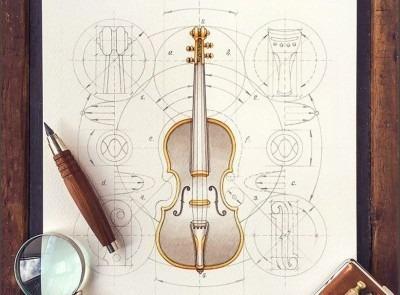 Samples Kontakt Joshua Bell Violin Stradivarius (kontakt)