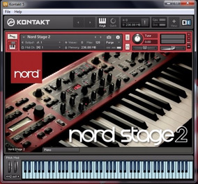 Samples Nord Stage 2 + Set De Pianos Roland, Motif Xf8, Korg