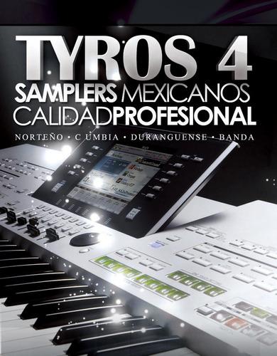 samples para teclados yamaha tyros 3 y 4