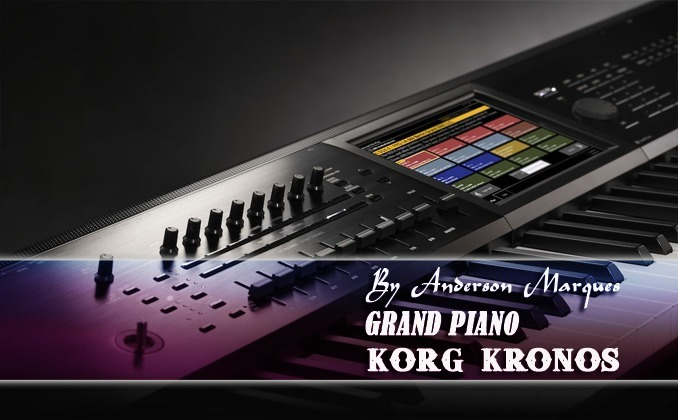 Samples Pianos Korg Kronos 2 Kontakt Vst Nki