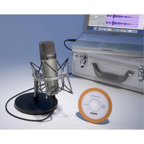samson c03upk micrófono condenser con soporte