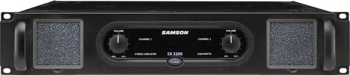 samson sx3200 amplificador digital 1600x2 soundgroup palermo