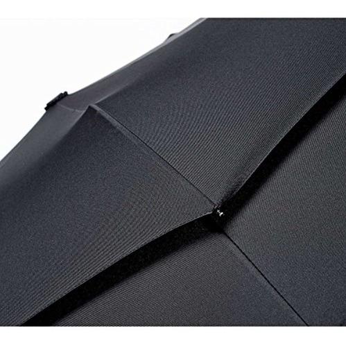 samsonite windguard auto open umbrella, negro, talla única