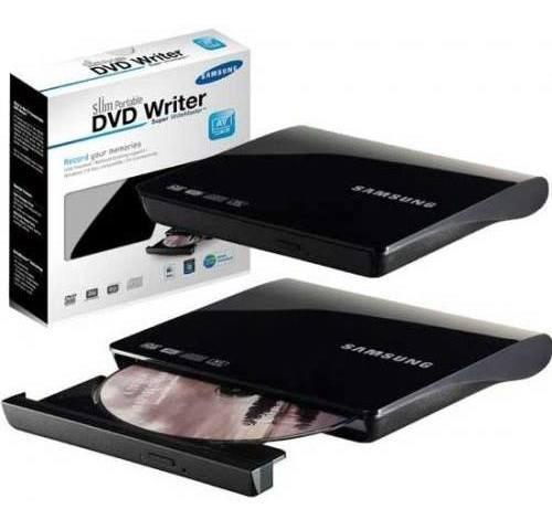 samsumg portable dvd writer super slim se-208