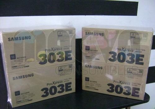 samsung 303e toner mlt-d303/xaa nuevo original garantia