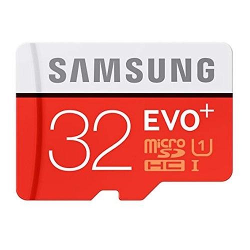 samsung 32gb evo plus clase 10 micro sdhc