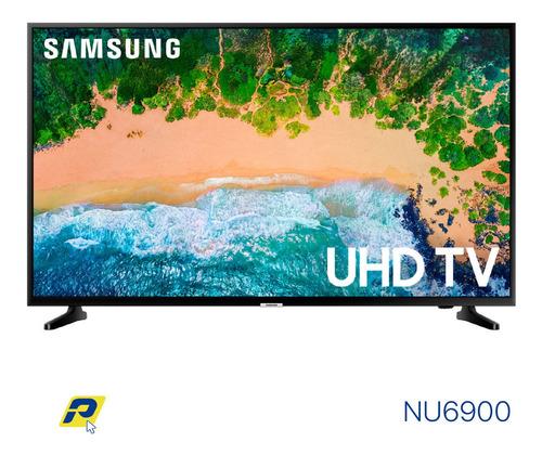 samsung 43 pulgadas class nu6900 smart 4k uhd tv