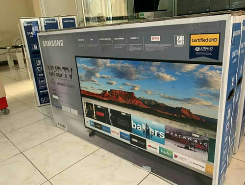samsung 43pulg smart tv