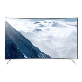 Samsung 4k Uhd Tv  55  Pulgadas Curvo Ks8500 Serie 8500