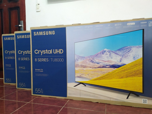 samsung 55  tu8000 crystal uhd 4k smart tv 2020