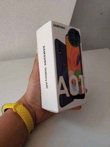 samsung a01 de 16gb | nuevo desbloqueado