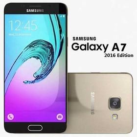 Samsung A7 2016. Demo Live Unit. ( No Da Señal En Sim)