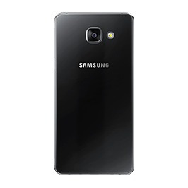 samsung a7 2016 negro 4g 16gb 13mpx + sim claro prepago