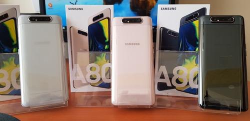 samsung a80 8gb ram/128gb nuevos (tienda fisica 550vd)