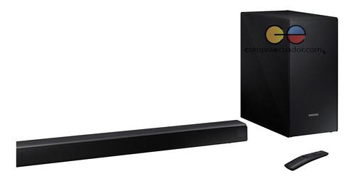 samsung barra de sonido soundbar + woofer bluetooth 320w 2.1