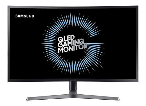samsung c32hg70 monitor gamer curvo hdr freesync 32 in 144hz