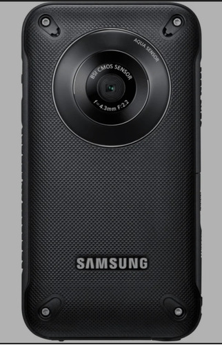 samsung cámara submarina waterproof shockproof dustproof