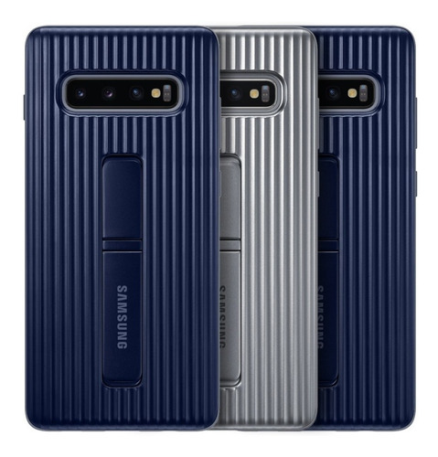 samsung case original @ galaxy s10 plus reforzado en stock!!