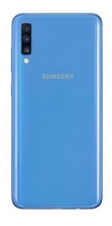 samsung celular samsung a70 128gb ds 4g azul samsung c tdckt