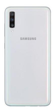 samsung celular samsung a70 128gb ds 4g blanco samsung tdckt