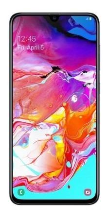 samsung celular samsung a70 128gb ds 4g negro samsung silkt