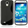 Carcasa Galaxy S4 + Lámina Antihuellas +bolsa Antiagua Envio