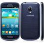 Sansung Galaxy S3 Mini Azul En Perfecto Estado.