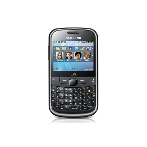 samsung chat gt s3350 wifi 2mpx usb redes sociales unefon