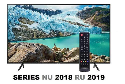 samsung control remoto smart 2018-19 series nu, ru original
