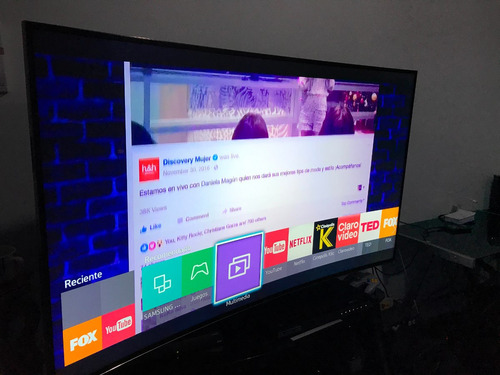 samsung curva 65 4k 3d uhd smart tv un65hu8700fxzx
