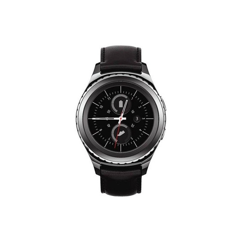 samsung - engranaje s2 classic smartwatch 44mm gris oscuro a