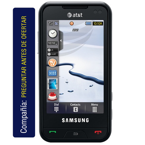 samsung eternity sgh-a867 cám 3 mpx tv gps bluetooth usb mp3