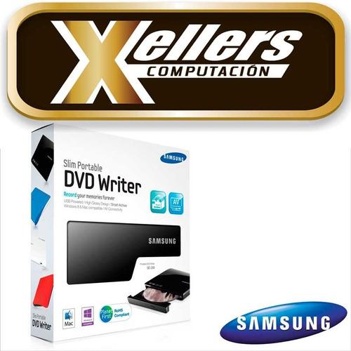 samsung externa grabadora dvd