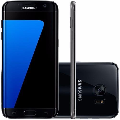 samsung g935 galaxy s7 edge 32gb 12mp preto original | novo