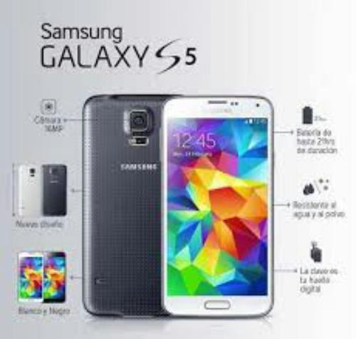 samsung galaxiy s5 16 gb nuevo en su caja