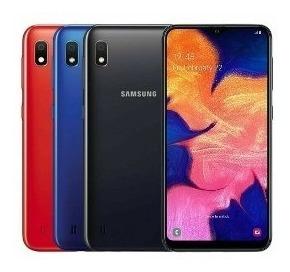 samsung galaxy a10 32gb 2gb ram nuevo y sellado tienda lima