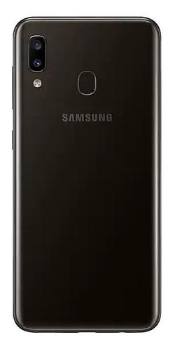 samsung galaxy a20 32gb+3ram, dual sim nuevo huella msi