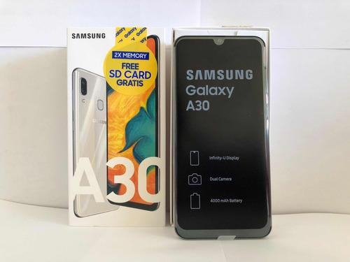 samsung galaxy a30  nuevo y sellado mas garantía