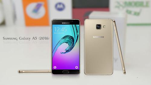samsung galaxy a5 2016 gold nuevo en caja garantia