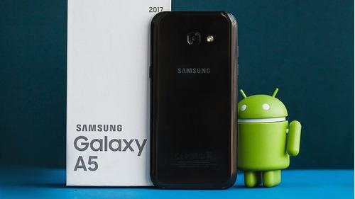 samsung galaxy a5 2017 4g 32gb 16mp/16mp 3gb ram metal ip68