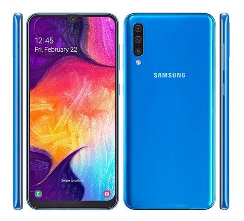 samsung galaxy a50 128gb 4gb ram libre de fabrica nuevo