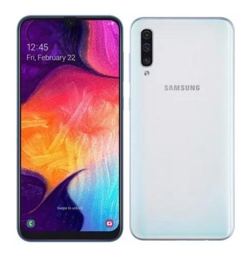 samsung galaxy a50 64 gb + sd 64 gb oferta - tech first