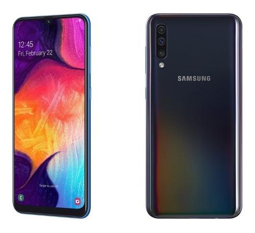 samsung galaxy a50 64gb+4ram dualsim nuevo 6.4pg