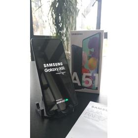 Samsung Galaxy A51 Dual Sim 128 Gb Prim Black 4 Gb Ram