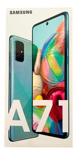 samsung galaxy a71 128gb / 6gb ram nuevo - phone store