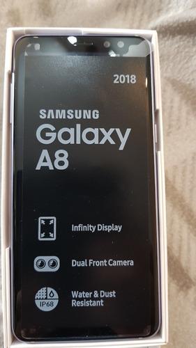 samsung galaxy a8 a530f 2018 desbloqueado