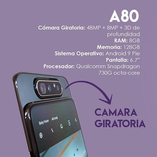 samsung galaxy a80 (630) tienda física/garantía