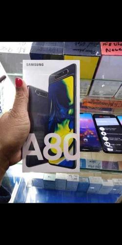 samsung galaxy a80 negro 128 gb nuevo liberado